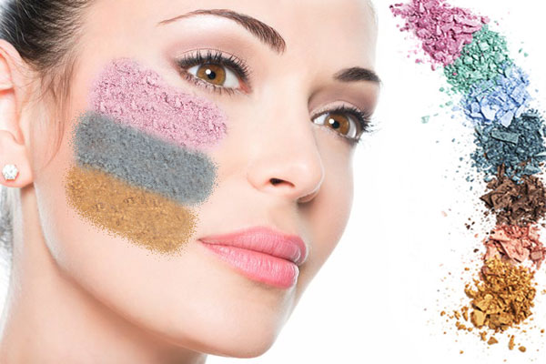 flawless skin using complimentary colors, calgary makeup artists