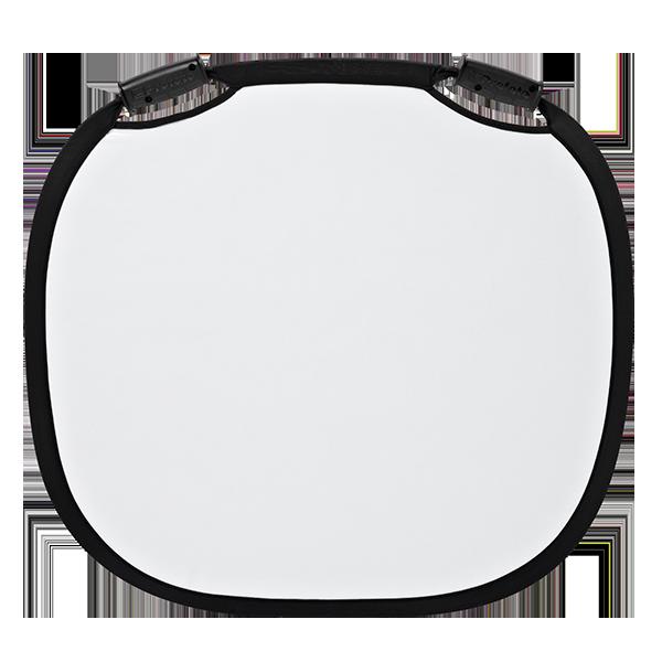 Reflector Silver / White M