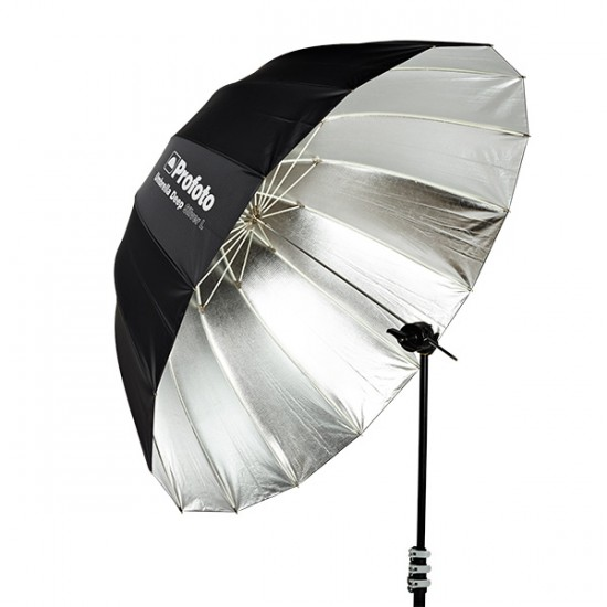 Umbrella Deep White M
