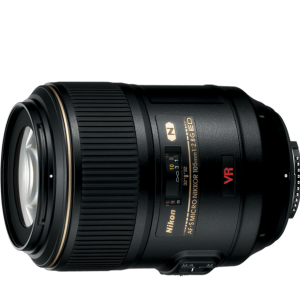 Nikon AF-S 105mm f/.8 macro