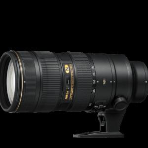 AF-S NIKKOR 70-200mm f/2.8 VR II