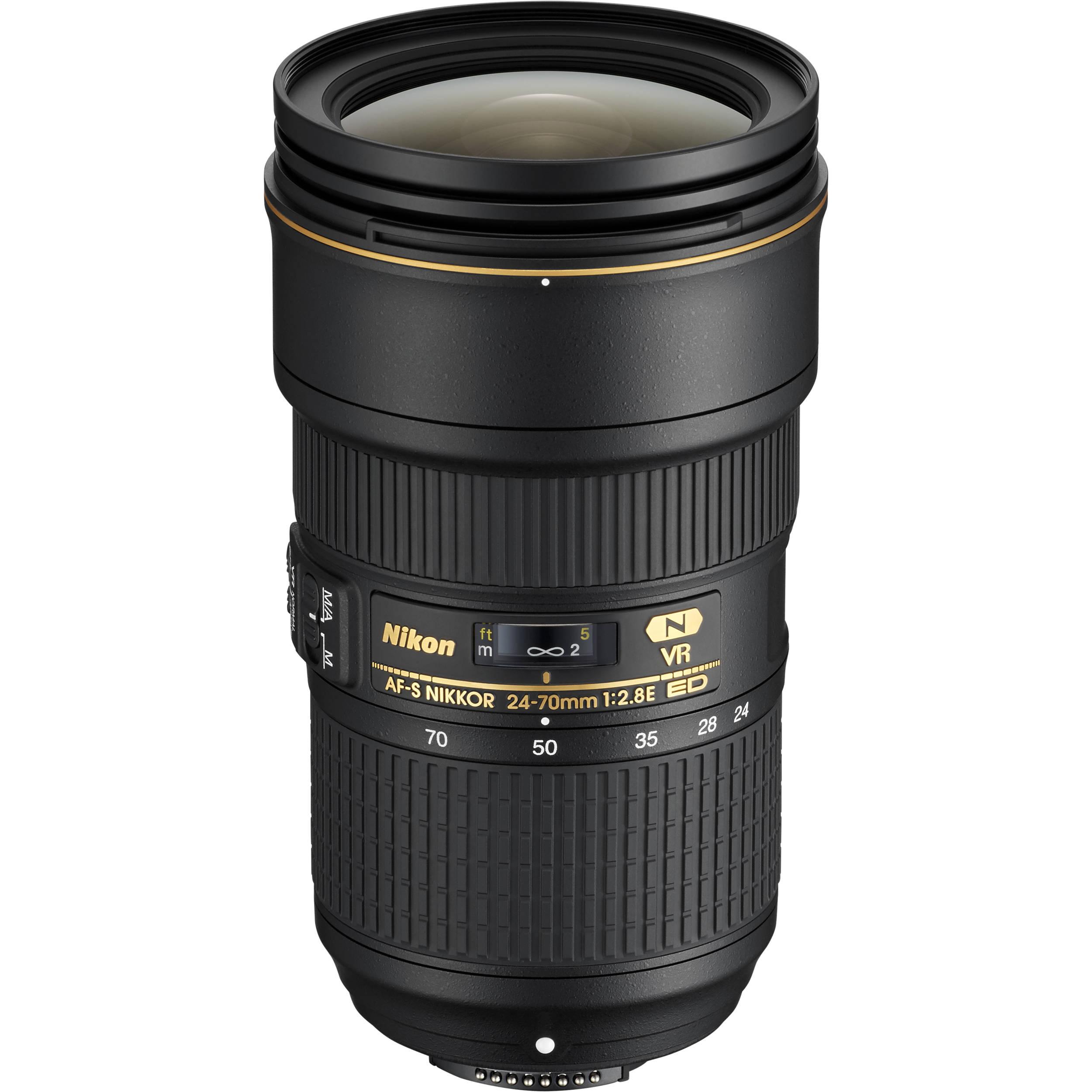 Nikon AF 24-70mm f/2.8