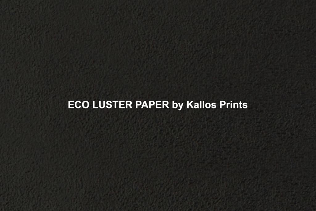 calgary printing, photo prints, eco luster paper black
