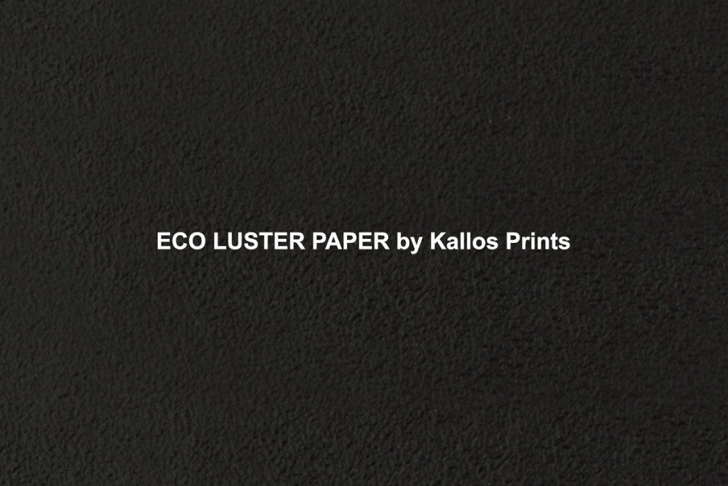 calgary printing, photo prints, eco luster paper black