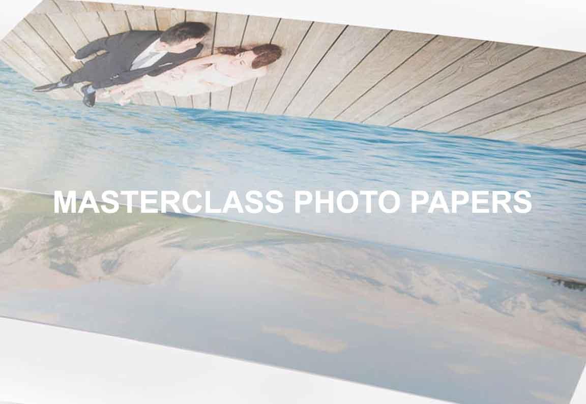 MASTERCLASS PHOTO PAPERS FOR CALGARY PHOTO FINISHING, CALGARY PRINT STUDIO