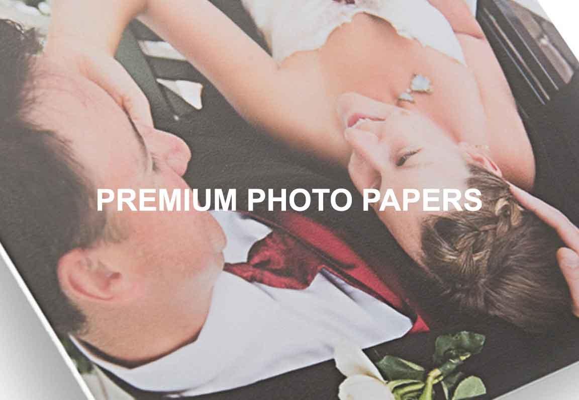 PREMIUM PHOTO PAPERS FOR PHOTO FINISHING CALGARY
