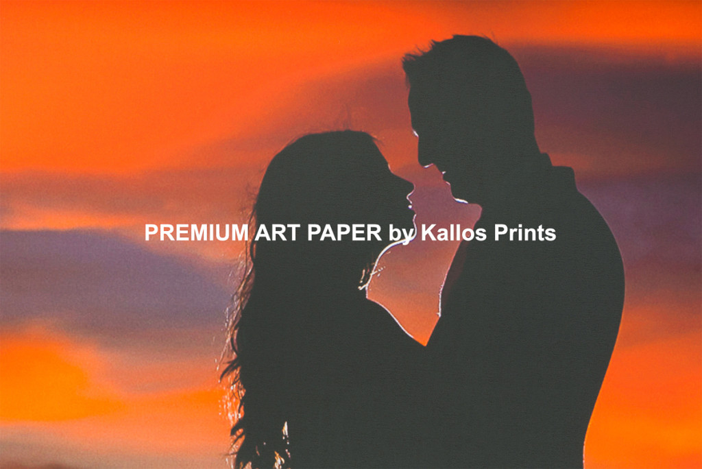 Premium Art Photo Paper by Kallos Prints & Kallos Studio, wedding photography